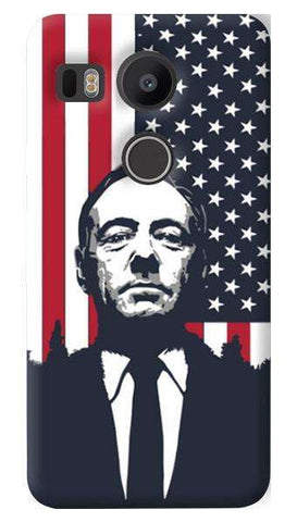 House Of Cards   Nexus 5X Case