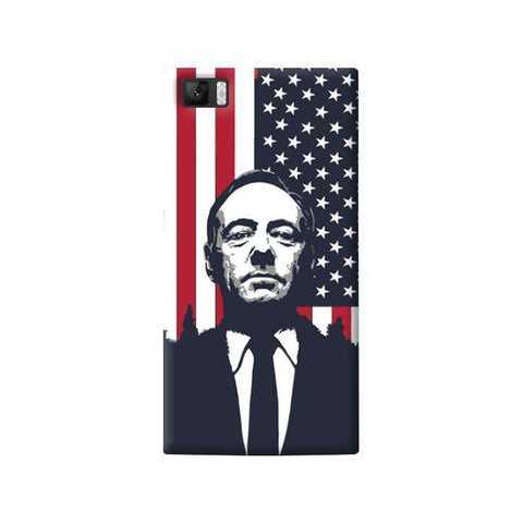 House Of Cards   Xiaomi Mi3 Case