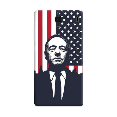 House Of Cards   Xiaomi Redmi 1S Case