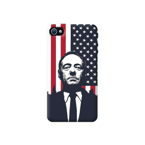 House Of Cards  Apple iPhone 4/4S Case
