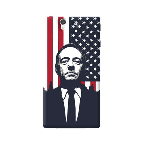 House Of Cards  Sony Xperia Z Case