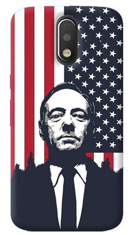 House Of Cards Motorola Moto G4/ G4 Plus Case
