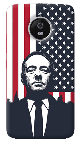 House of Cards Motorola Moto G5 Plus Case