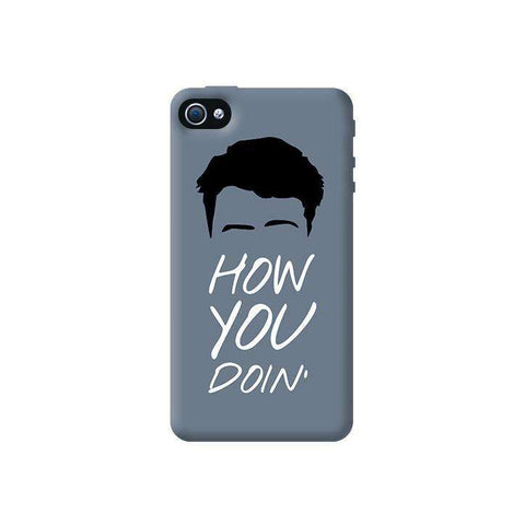 How You Doin  Apple iPhone 4/4S Case