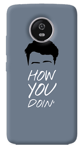 How You Doin Motorola Moto G5 Plus Case