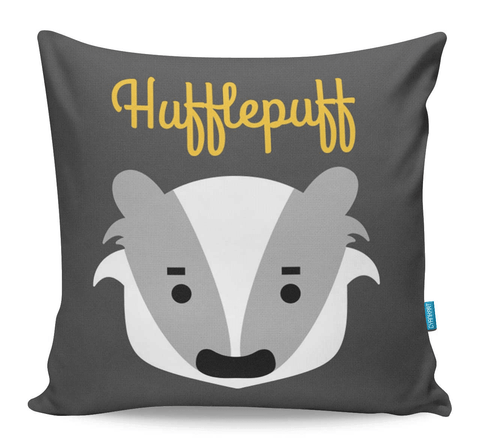 Hufflepuff Cushion Cover
