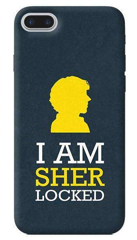 I Am Sherlocked Apple iPhone 7 Plus Case