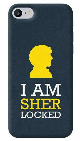 I Am Sherlocked iPhone 7 Case