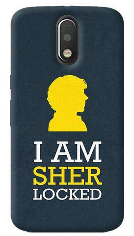 I Am Sherlocked Motorola Moto G4/ G4 Plus Case