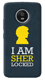 I Am Sherlocked Motorola Moto G5 Plus Case
