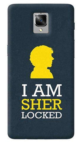 I Am Sherlocked Oneplus 3/ 3T Case