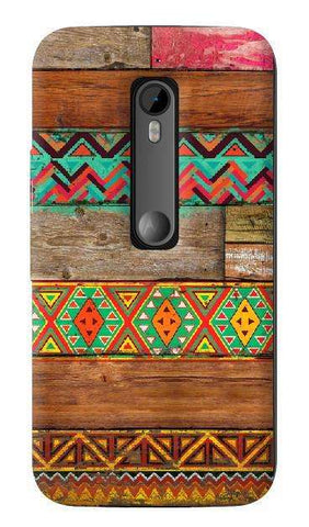 Indian Art   Motorola Moto G 3rd Gen Case