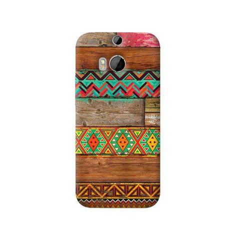Indian Art  HTC One M8 Case
