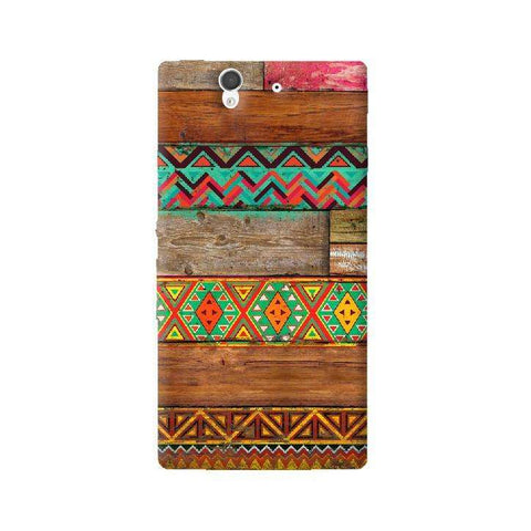 Indian Art Sony Xperia Z Case