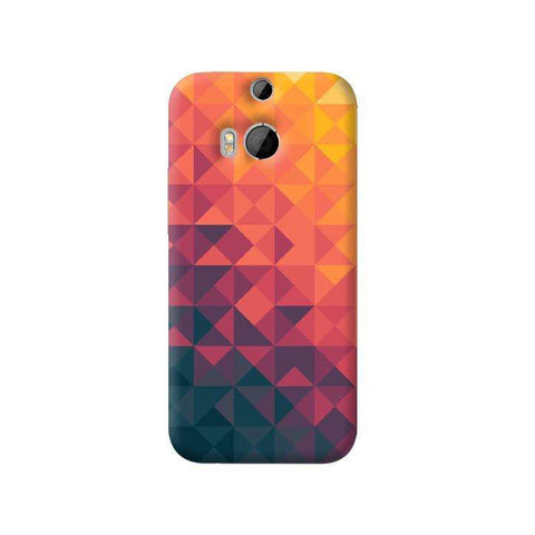 Infinity Twilight HTC One M8 Case