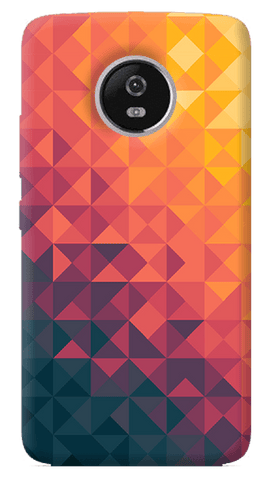 Infinity Twilight Motorola Moto G5 Plus Case