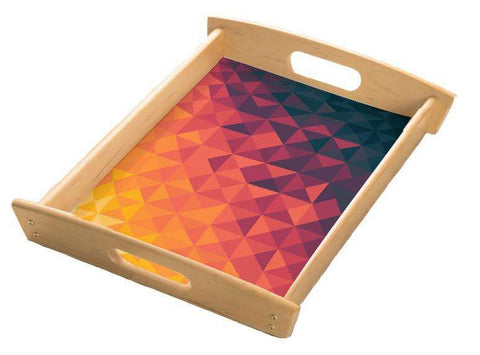 Infinity Twilight Serving Tray