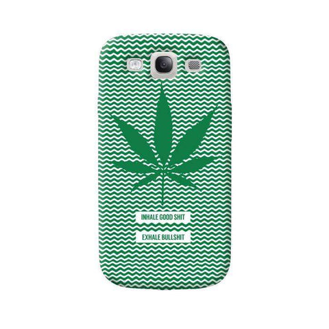 Inhale Exhale   Samsung Galaxy S3 Case