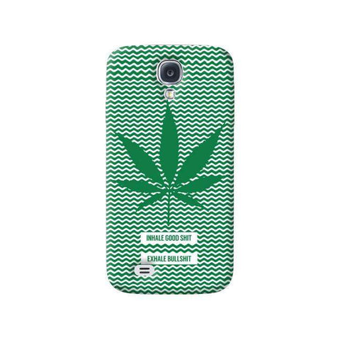 Inhale Exhale   Samsung Galaxy S4 Case
