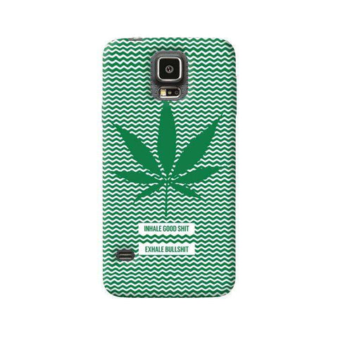 Inhale Exhale  Samsung Galaxy S5 Case