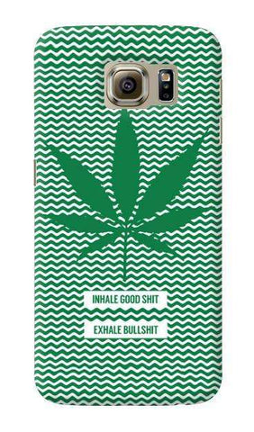 Inhale Exhale  Samsung Galaxy S6 Case
