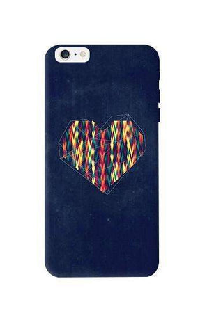 Interstellar Heart  Apple iPhone 6 Plus Case