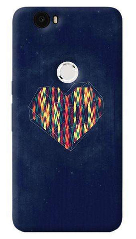 Interstellar Heart  Nexus 6P Case