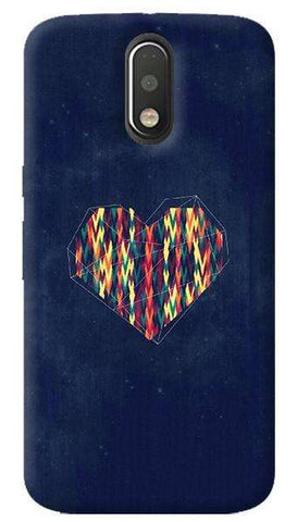 Interstellar Heart Motorola Moto G4/ G4 Plus Case