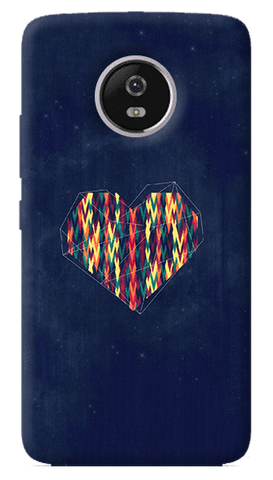 Interstellar Heart Motorola Moto G5 Plus Case