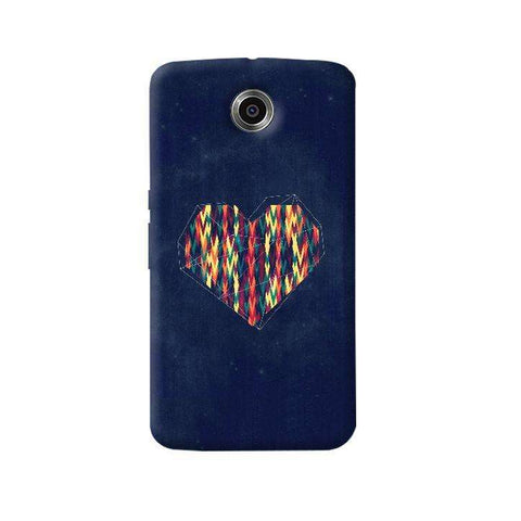 Interstellar Heart Nexus 6 Case