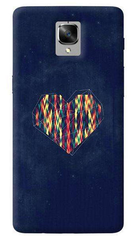 Interstellar Heart Oneplus 3/ 3T Case