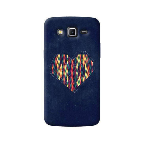 Interstellar Heart Samsung Galaxy Grand 2 Case