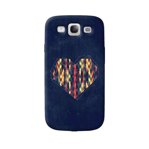 Interstellar Heart Samsung Galaxy S3 Case
