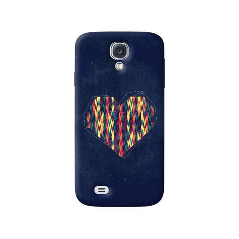 Interstellar Heart Samsung Galaxy S4 Case