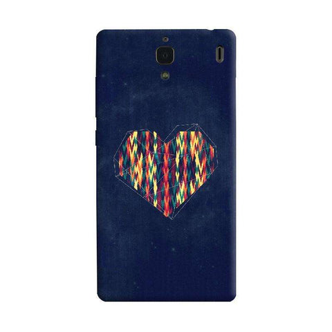 Interstellar Heart Xiaomi Redmi 1S Case
