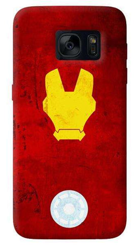 Ironman  Samsung Galaxy S7 Edge Case