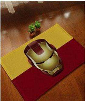 Ironman Door Mat
