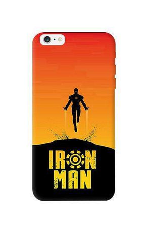 Ironman Retro   Apple iPhone 6 Plus Case