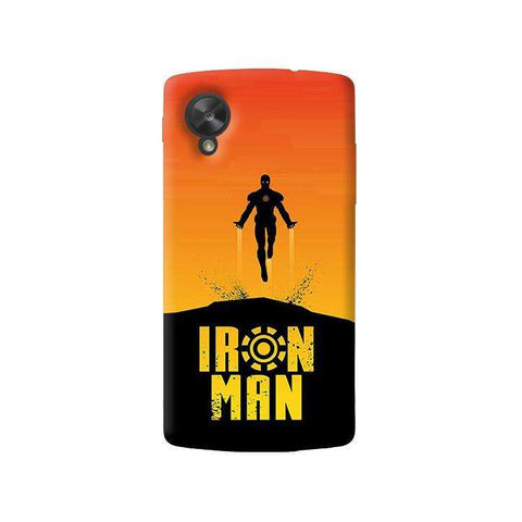 Ironman Retro   LG Nexus 5 Case