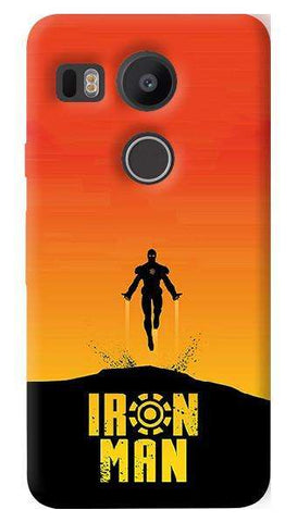 Ironman Retro   Nexus 5X Case