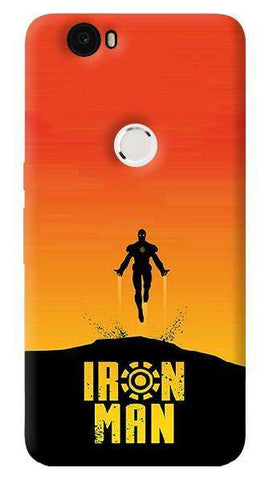 Ironman Retro   Nexus 6P Case
