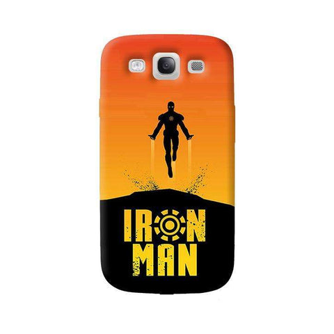 Ironman Retro   Samsung Galaxy S3 Case