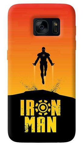 Ironman Retro   Samsung Galaxy S7 Case