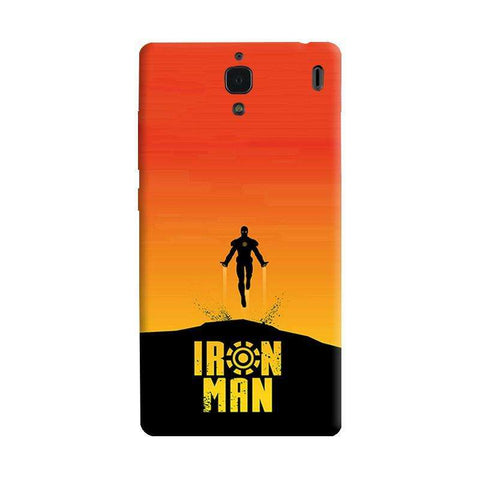 Ironman Retro   Xiaomi Redmi 1S Case
