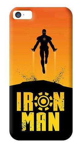 Ironman Retro  Apple iPhone 5/5S Case