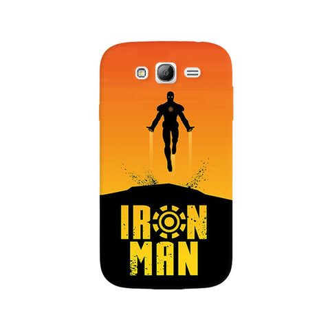 Ironman Retro  Samsung Galaxy Grand Case