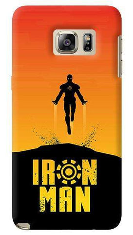 Ironman Retro  Samsung Galaxy Note 5 Case