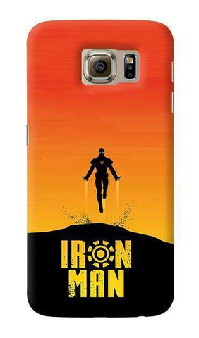 Ironman Retro  Samsung Galaxy S6 Case