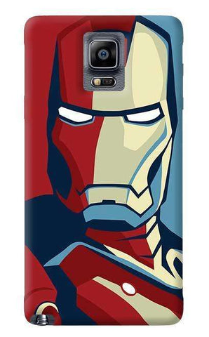 Ironman Retro Samsung Galaxy Note 4 Case