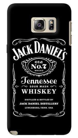 Jack Daniels  Samsung Galaxy Note 5 Case